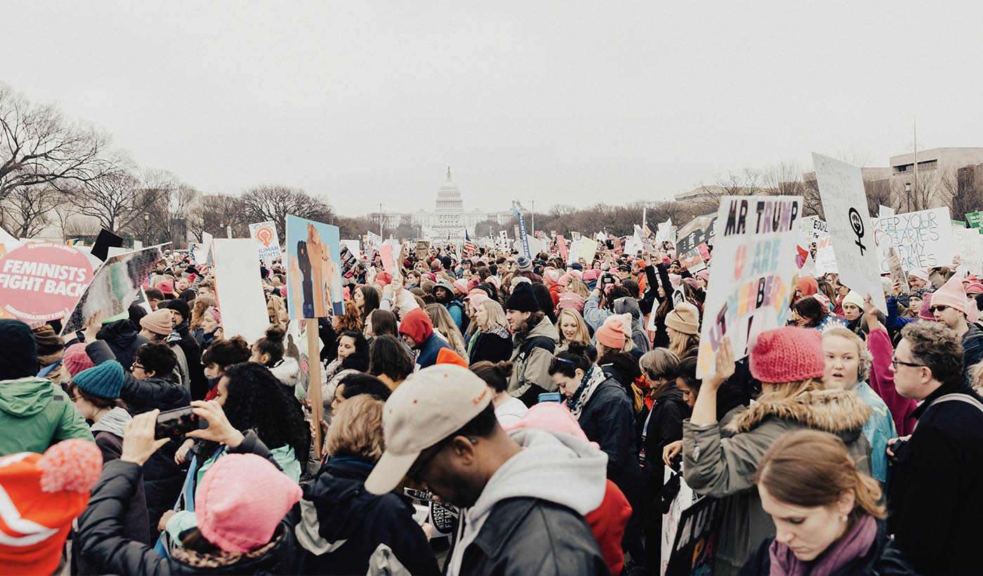 Ghuman Law Firm Supports Women's March